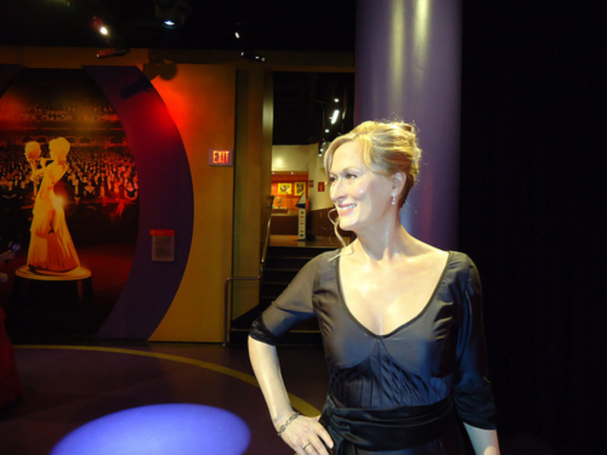 Meryl Streep, another favorite.
