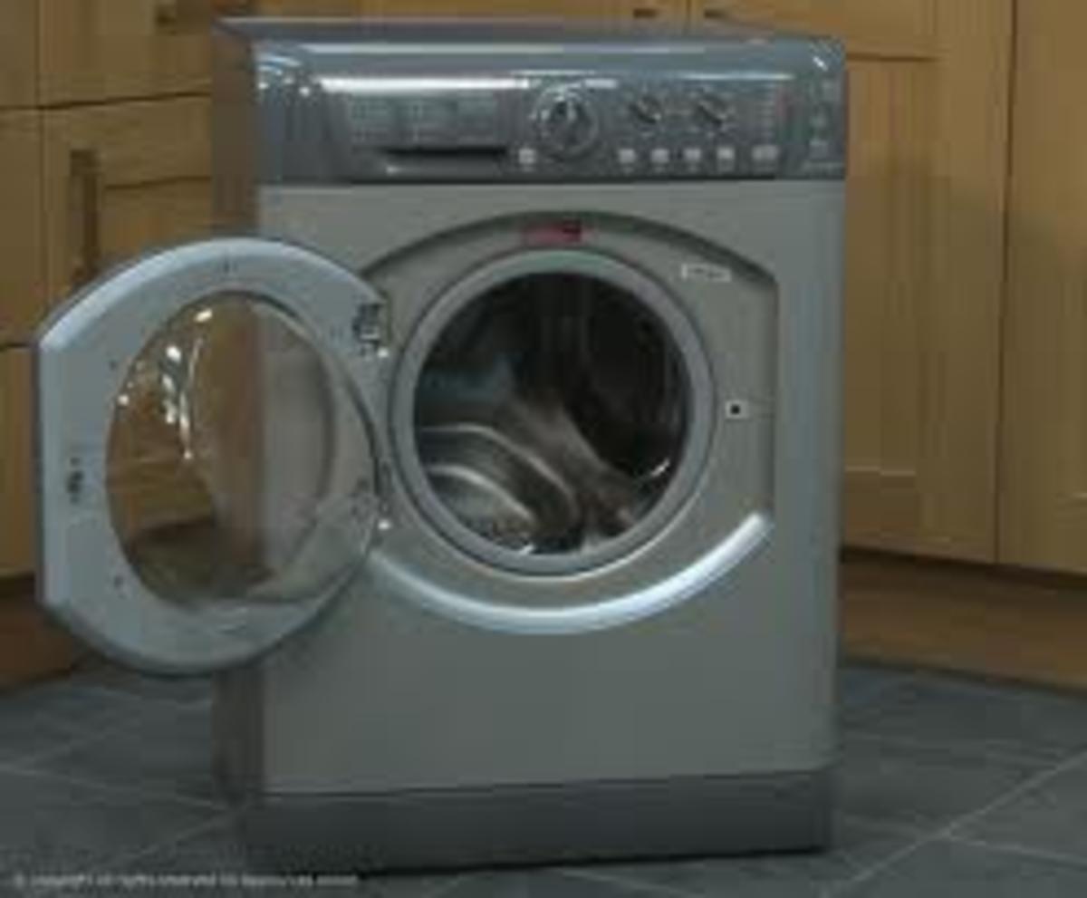 hotpoint aquarius washing machine filter