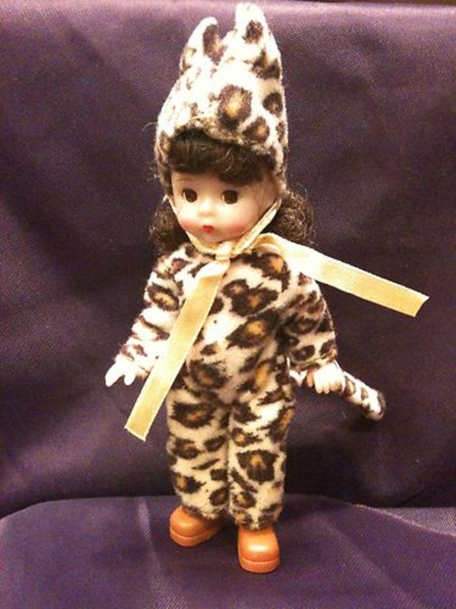 Madame Alexander Leopard