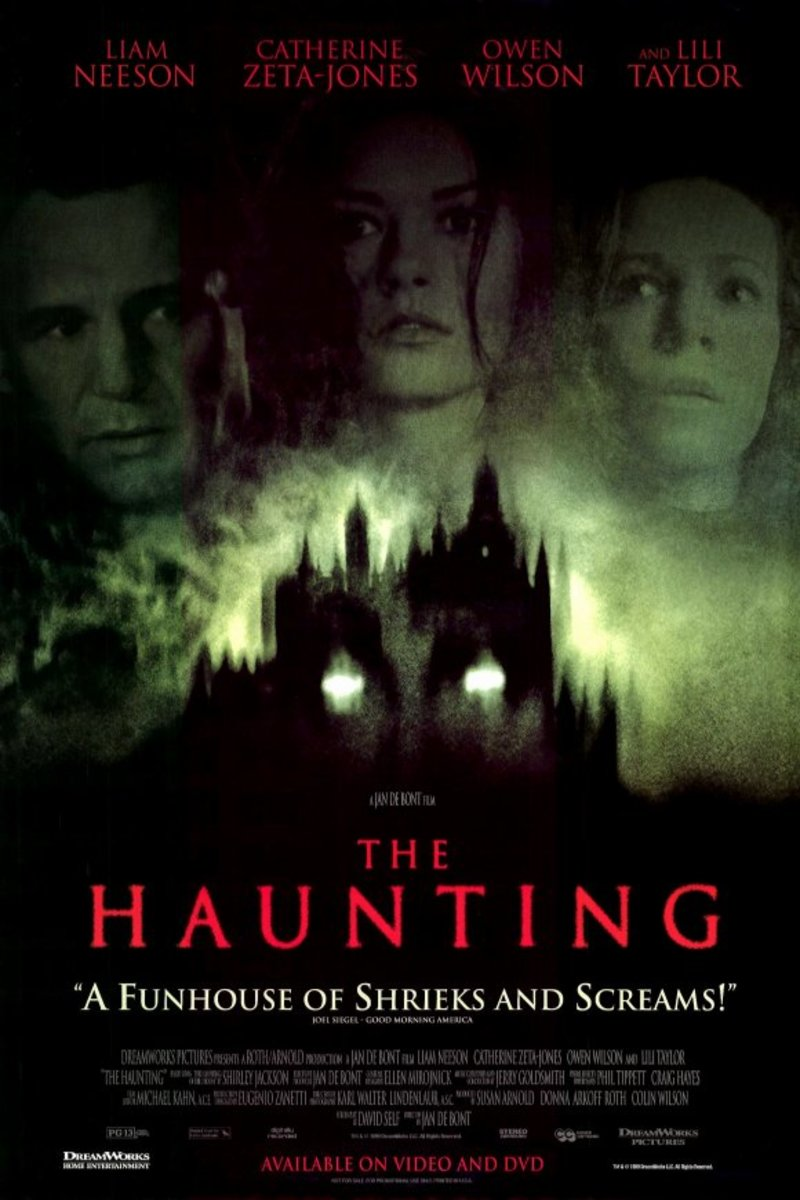 Review: The Haunting (1999)