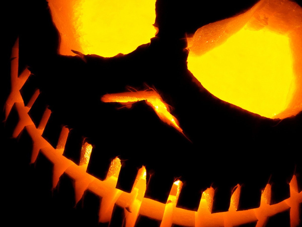 The Art Of Pumpkin Carving Hubpages