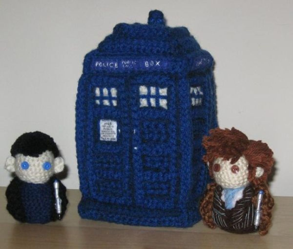 9th and 10th Doctors, and the TARDIS