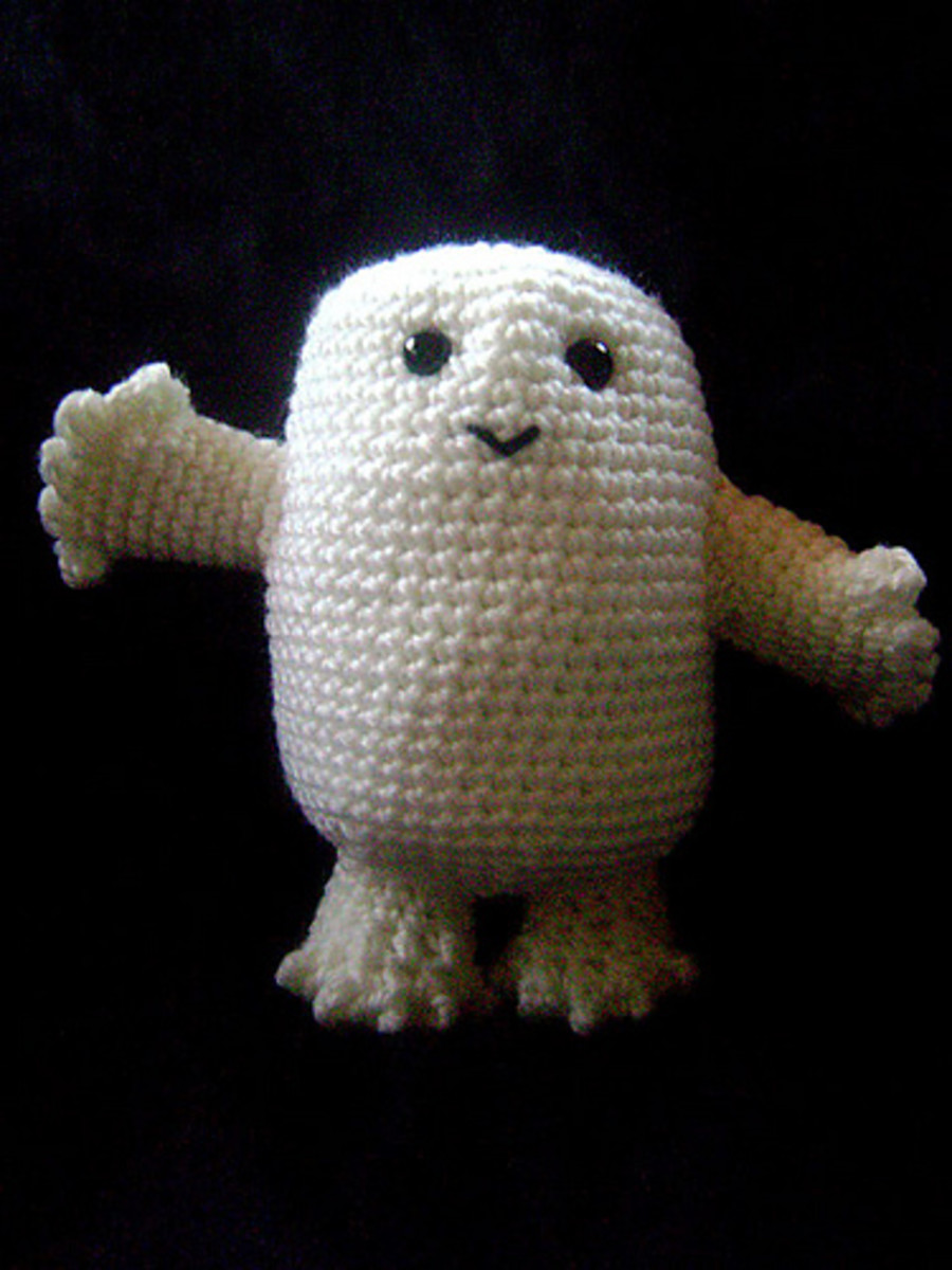 Free Doctor Who Crochet Patterns Hubpages