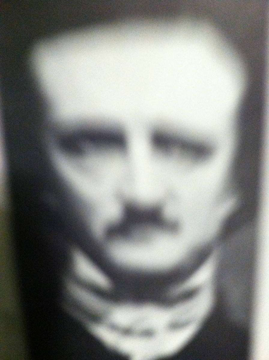 Influences on Edgar Allan Poe's Writing