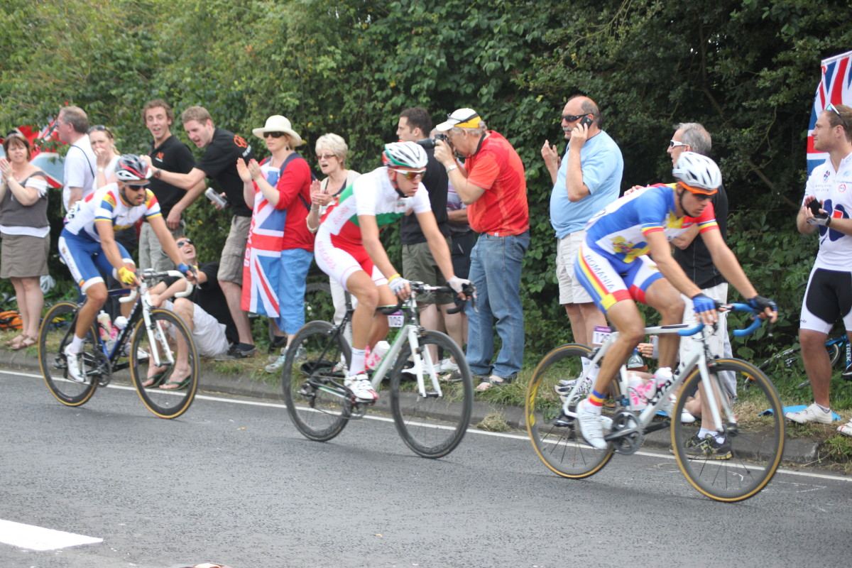 The right wheels can greatly enhance road cycling performance. The Olympic Road racecourse demanded wheels that were suited to the course profile