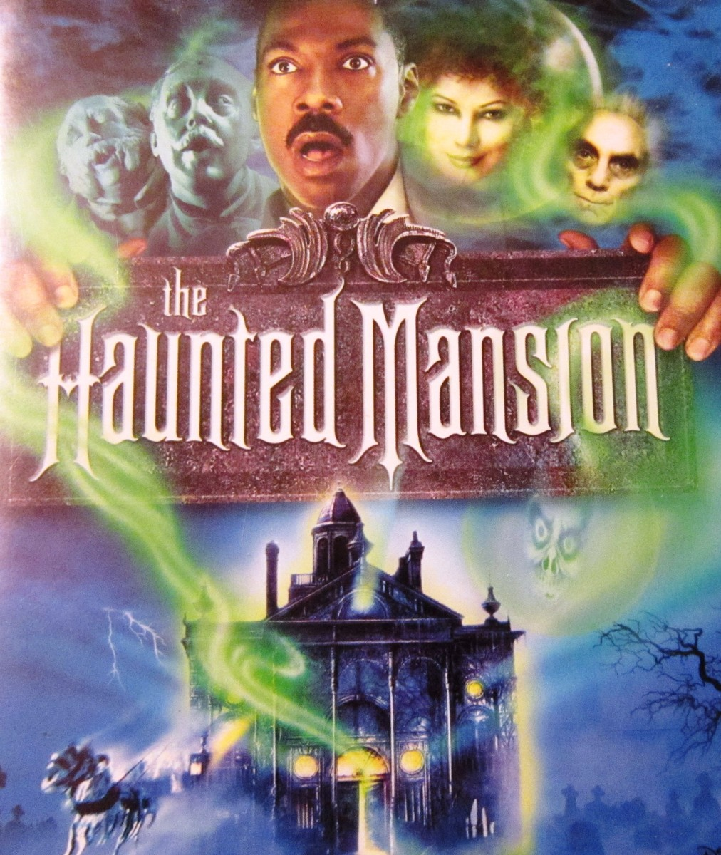 The Haunted Mansion combines thrills and humor for a family-friendly movie that fits just right in the Halloween genre.