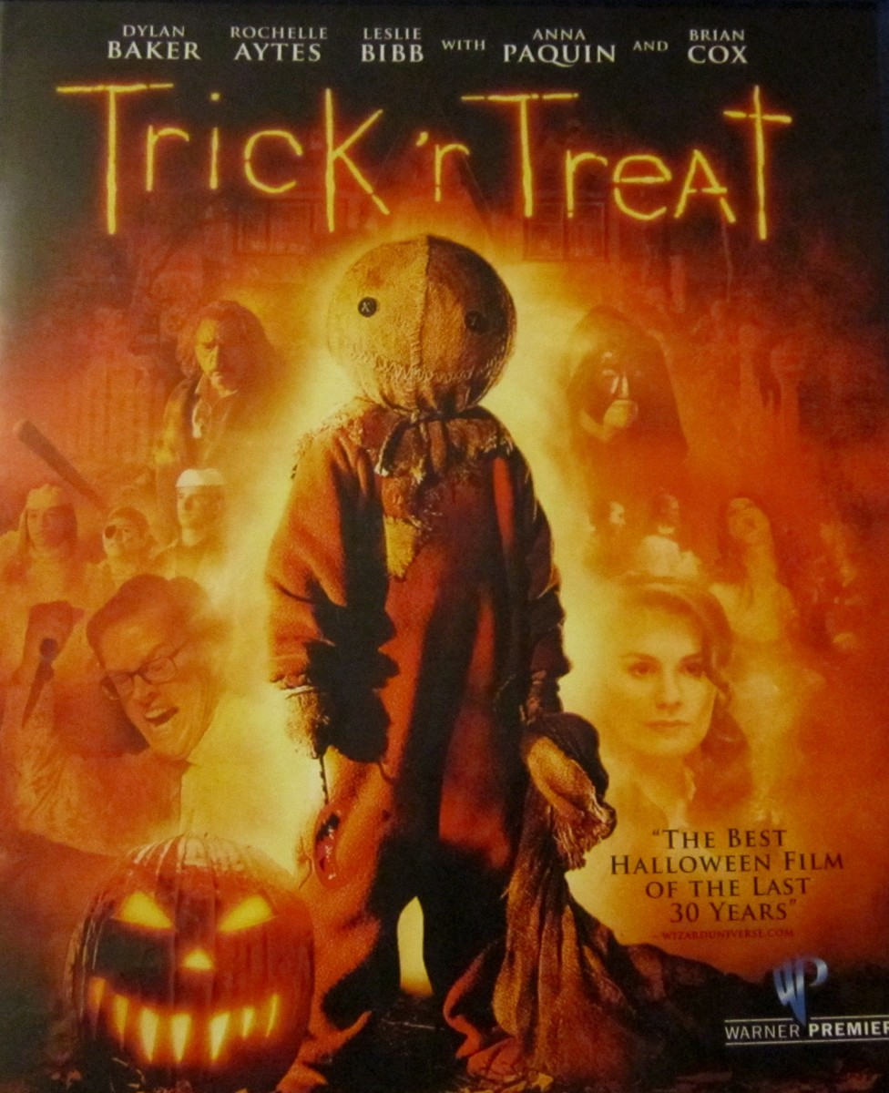 Watch Trick 'r Treat for scares and a refreshingly good Halloween movie.