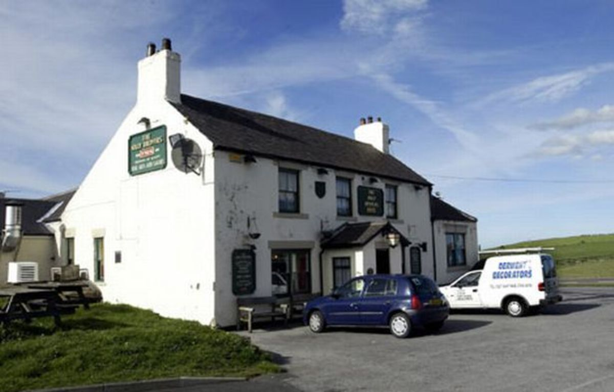 The Jolly Drovers Public House, a period building in semi-rural surroundings is also a hotel