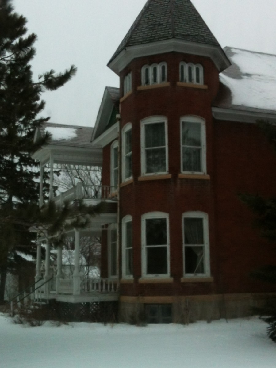 Another Old House.