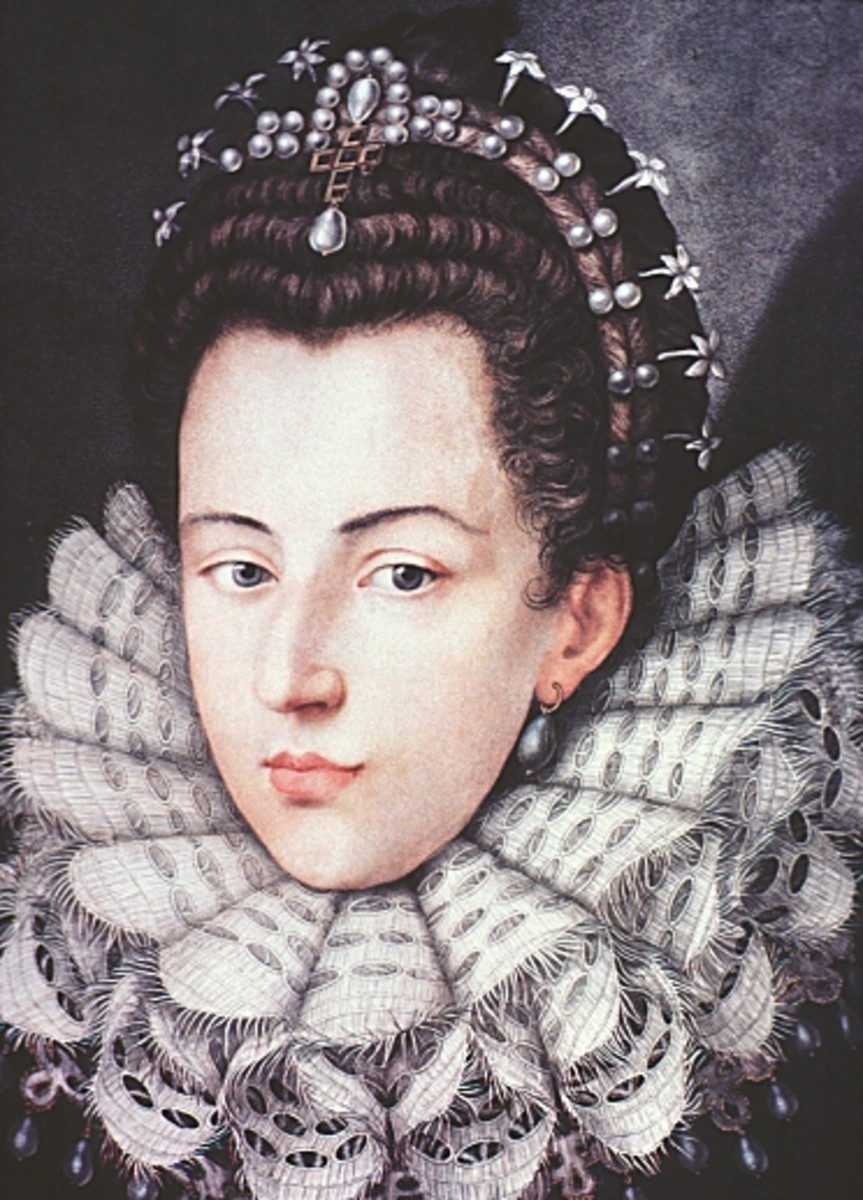 Marie Christine of France, Duchess of Savoy is in the public domain in the United States and those countries with a copyright term of life of the author plus 70 years or less.