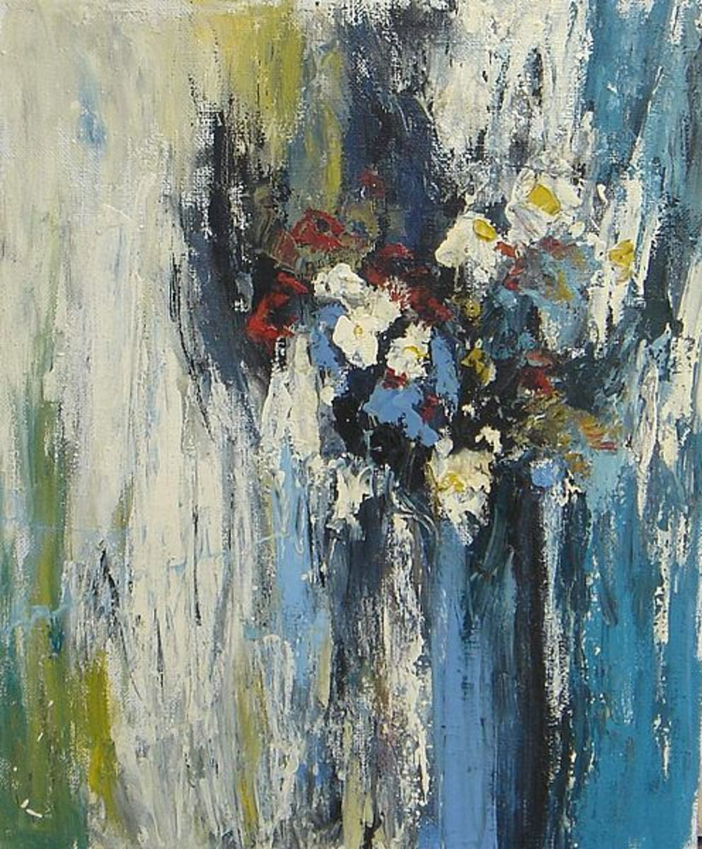 Blue Vase (2003)