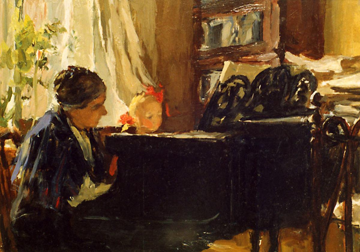 Music Lesson (1950)