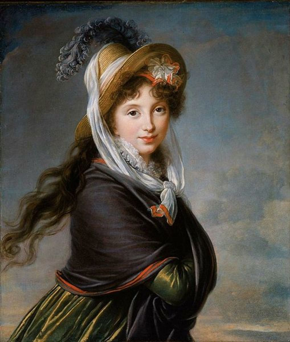 Portrait of a Young Woman is in the public domain in the United States and those countries with a copyright term of life of the author plus 100 years or less.
