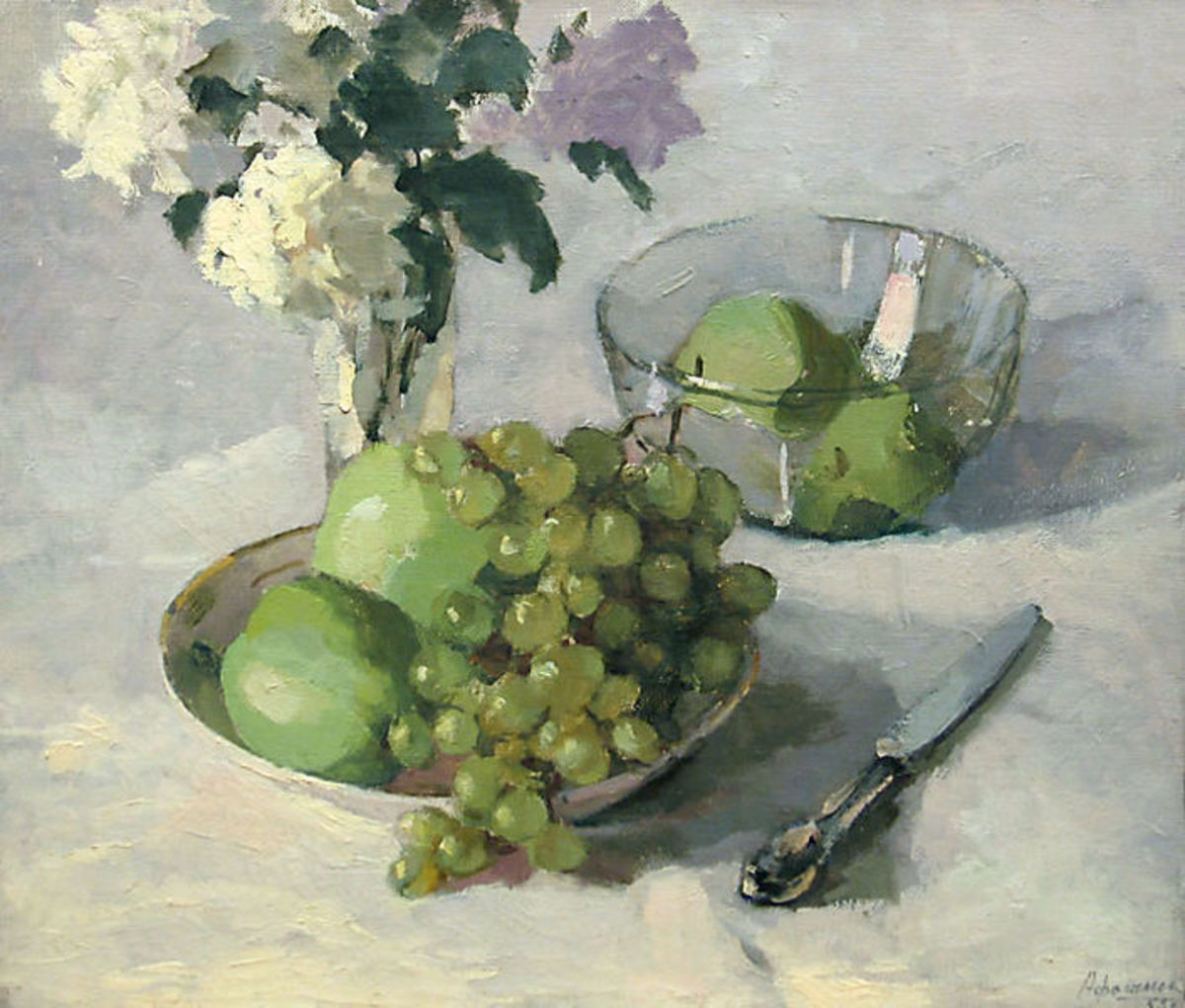 Grapes and Apples (1955)