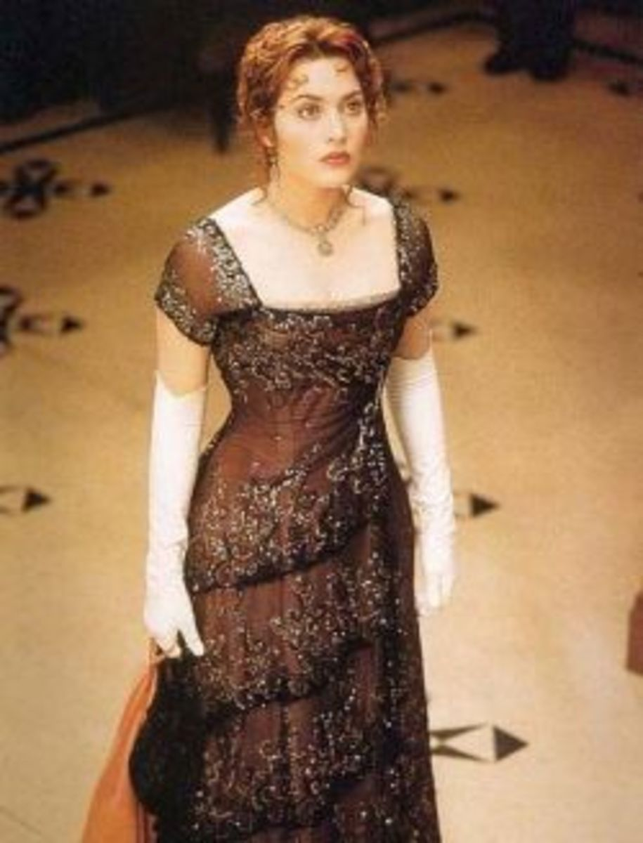 Kate Winslet as Rose DeWitt Bukater from Titanic