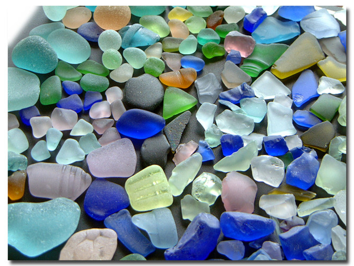 Sea Glass Rarity