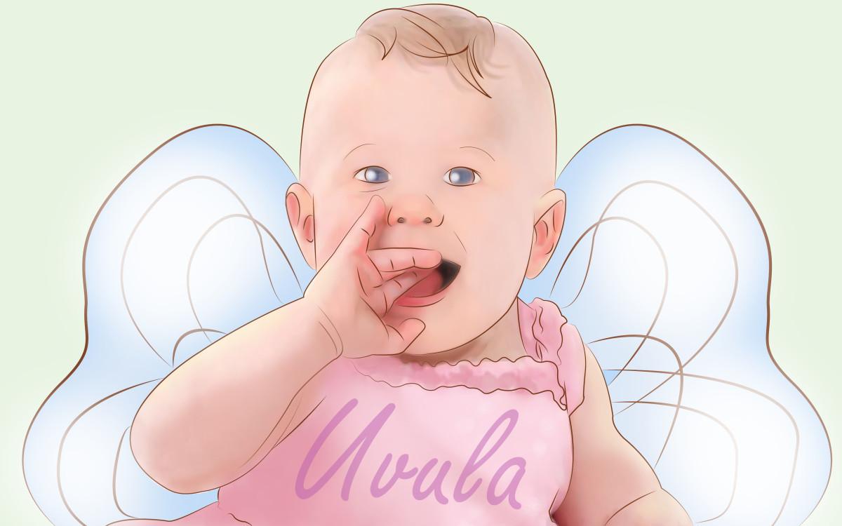"""Ugly Baby Names: """"Uvula""""?"""