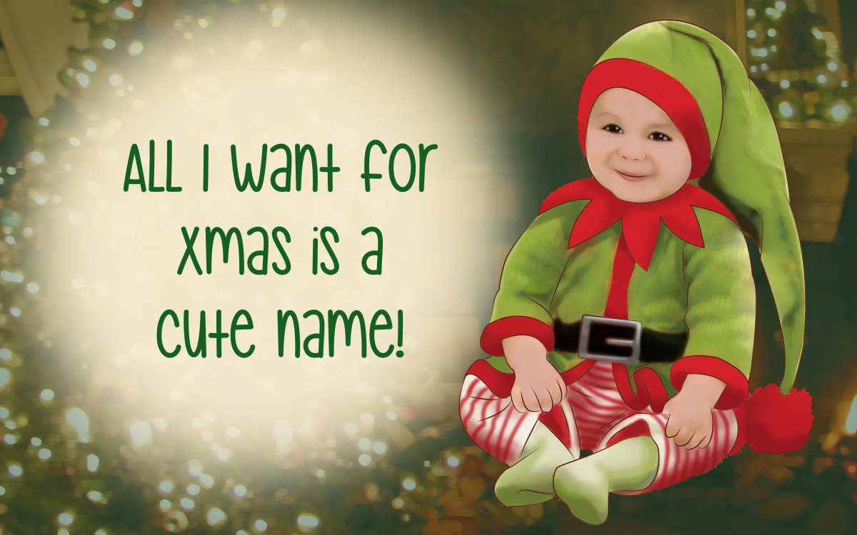 Ugly Baby Names: All I Want Is a Cute Name!