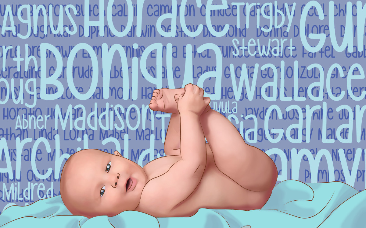 185 of the Ugliest Names Given to Babies