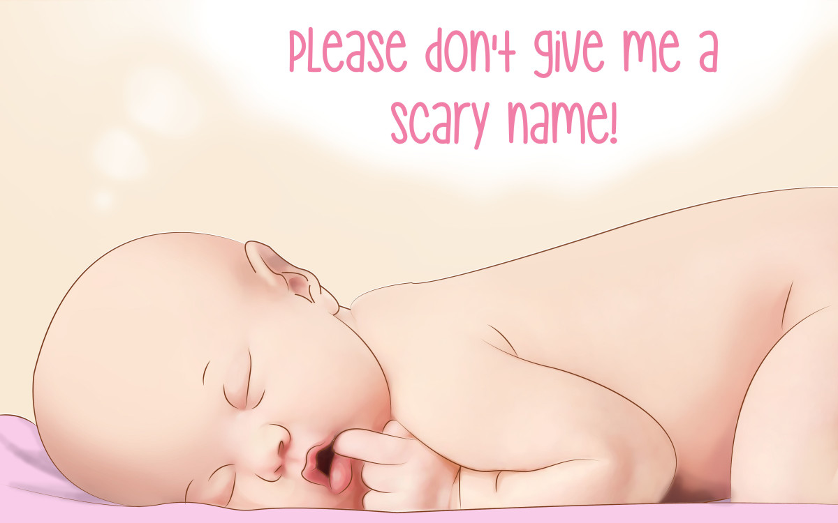Ugly, Scary, Awful Names for Babies