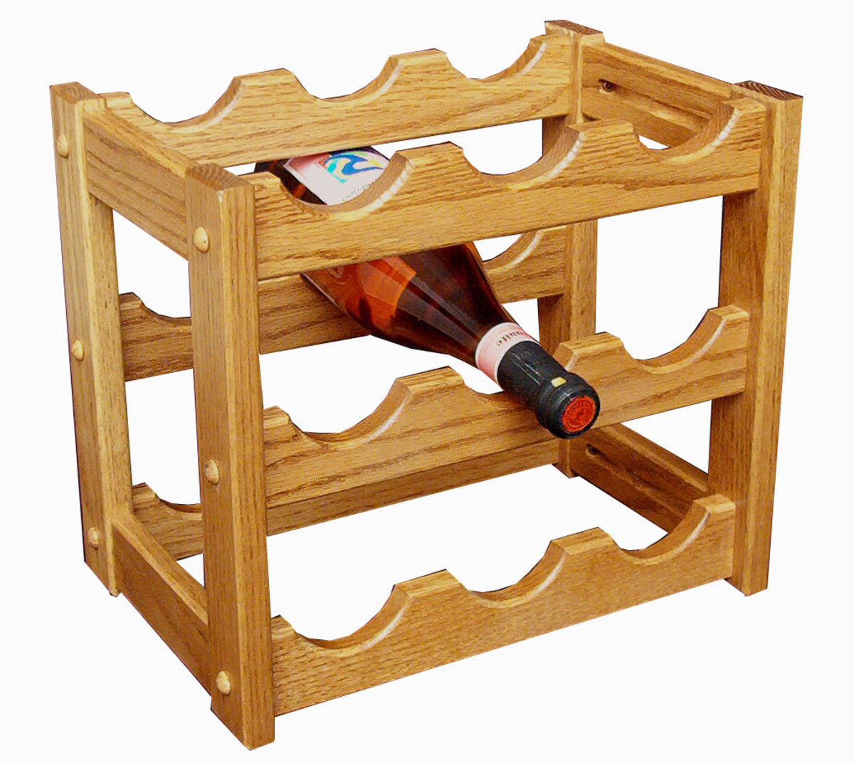 Counter Top Wine Rack