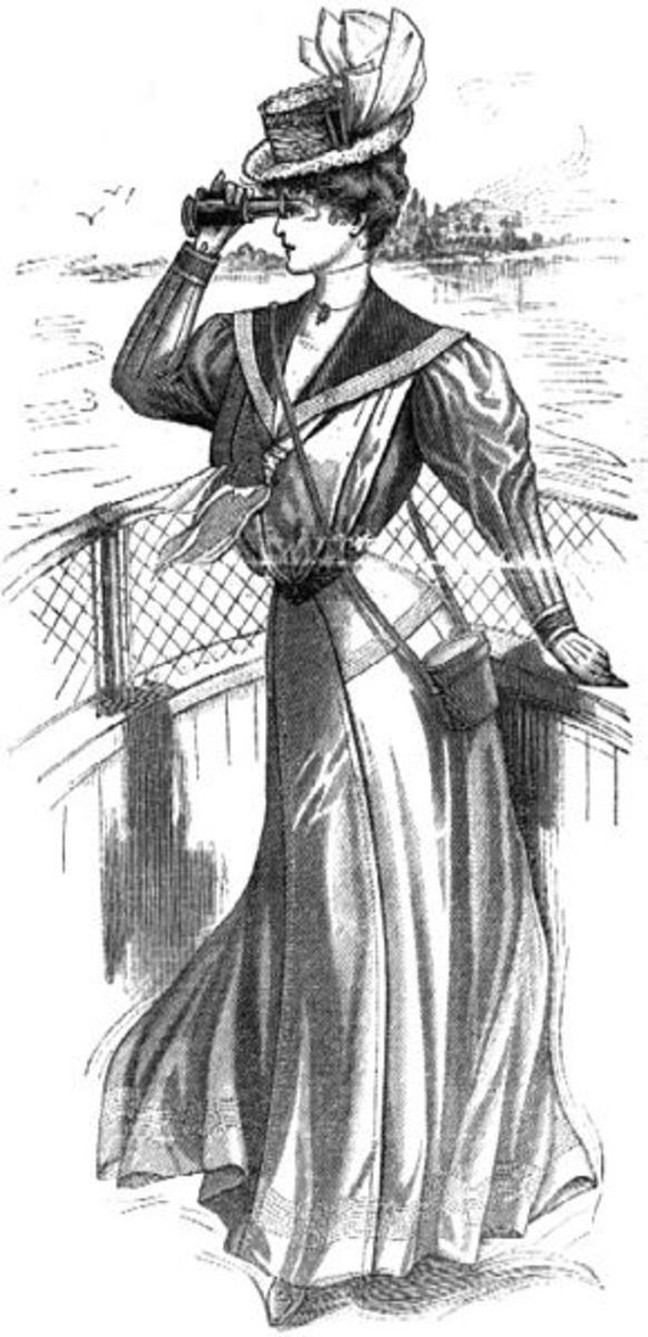Women's fashion during Victorian Era