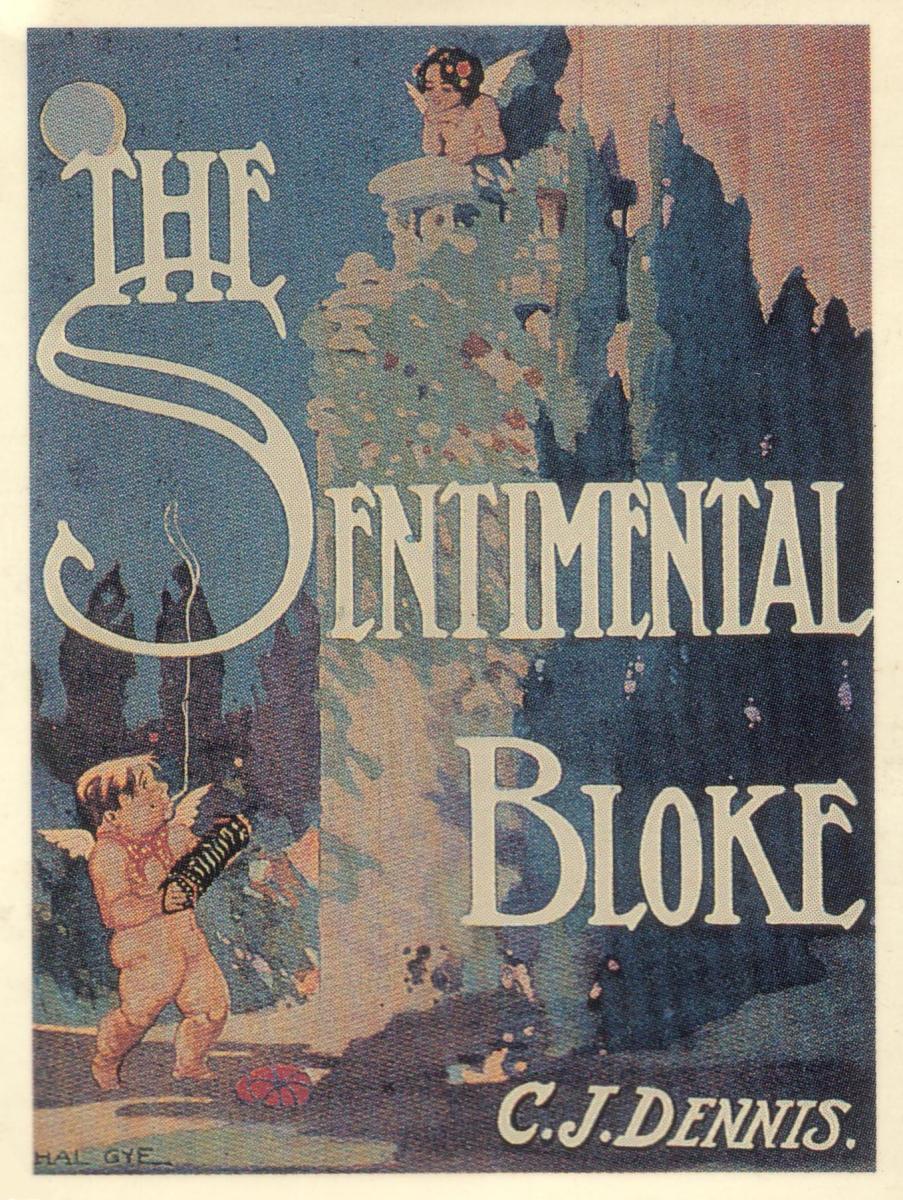 """Remember that a """"sentimental bloke"""" has an advantage in writing bad haiku."""