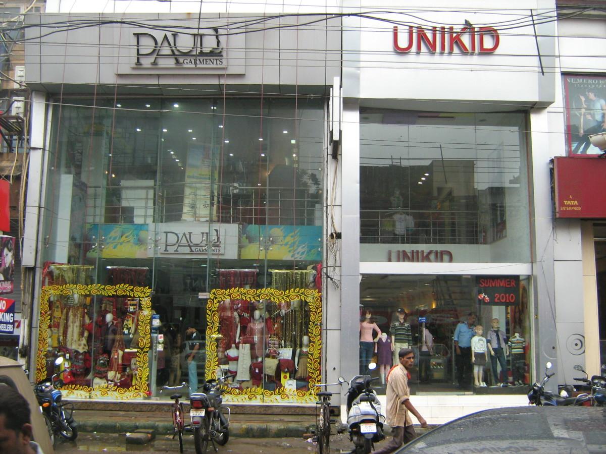Paul Garments Rajouri Garden, New Delhi. Let's get local.