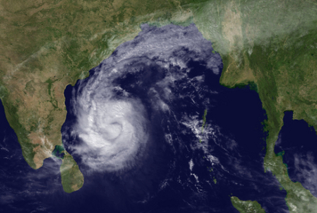 5 Worst Cyclones in Indian History