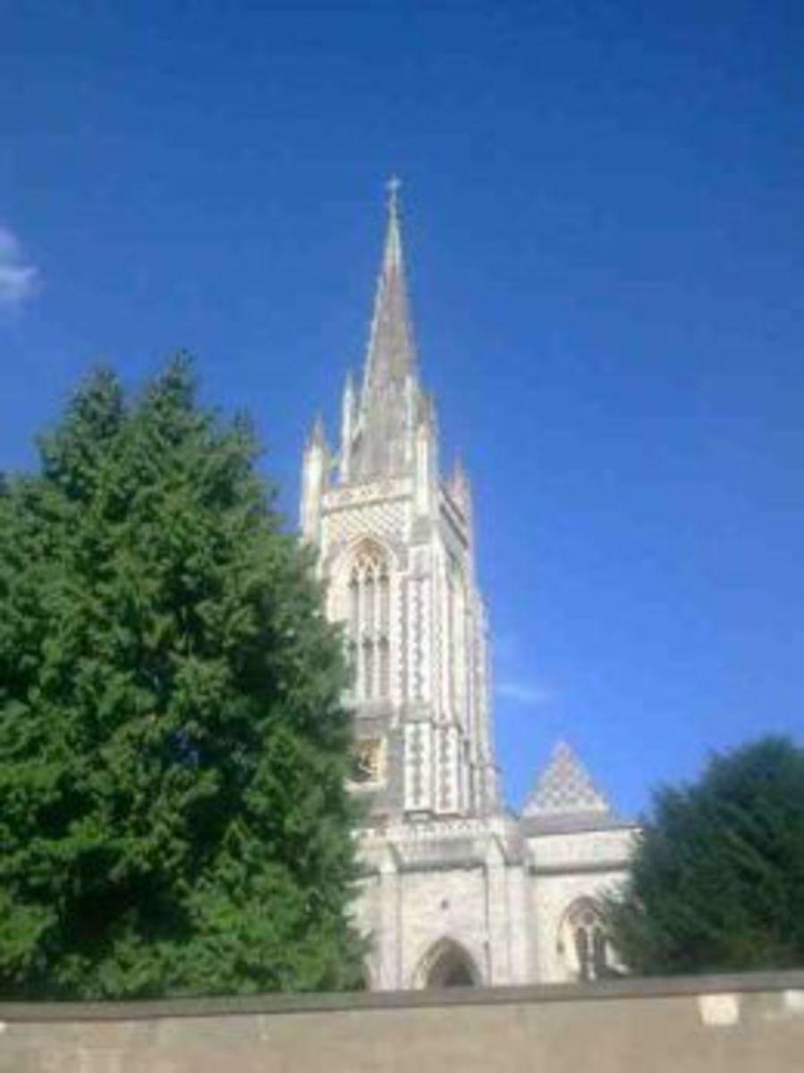 All Saints Church Marlow Buckinghamshire