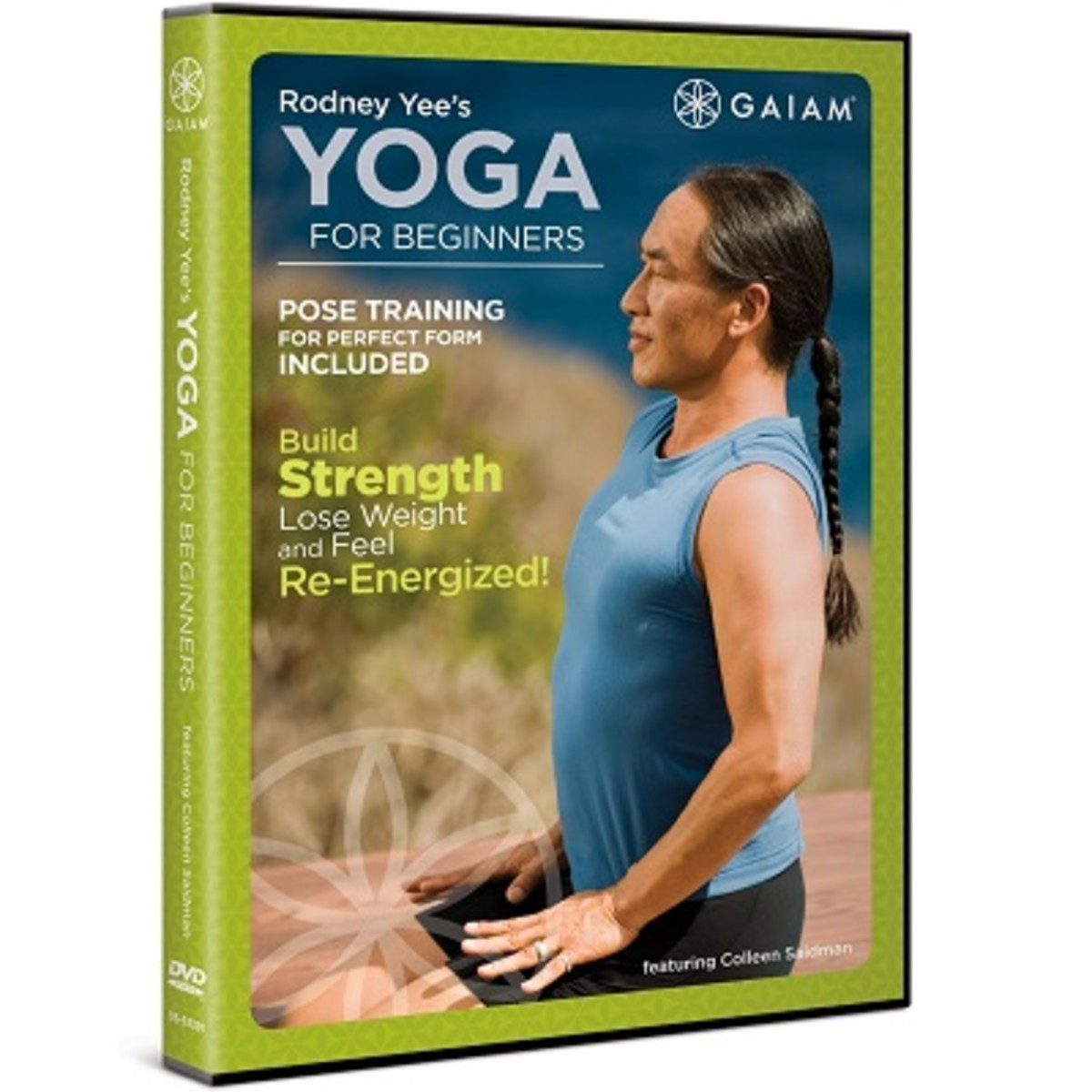 If you're looking for a good place to start out, I recommend Rodney Yee's beginning yoga DVDs. These took me from where I was to where I am right now.
