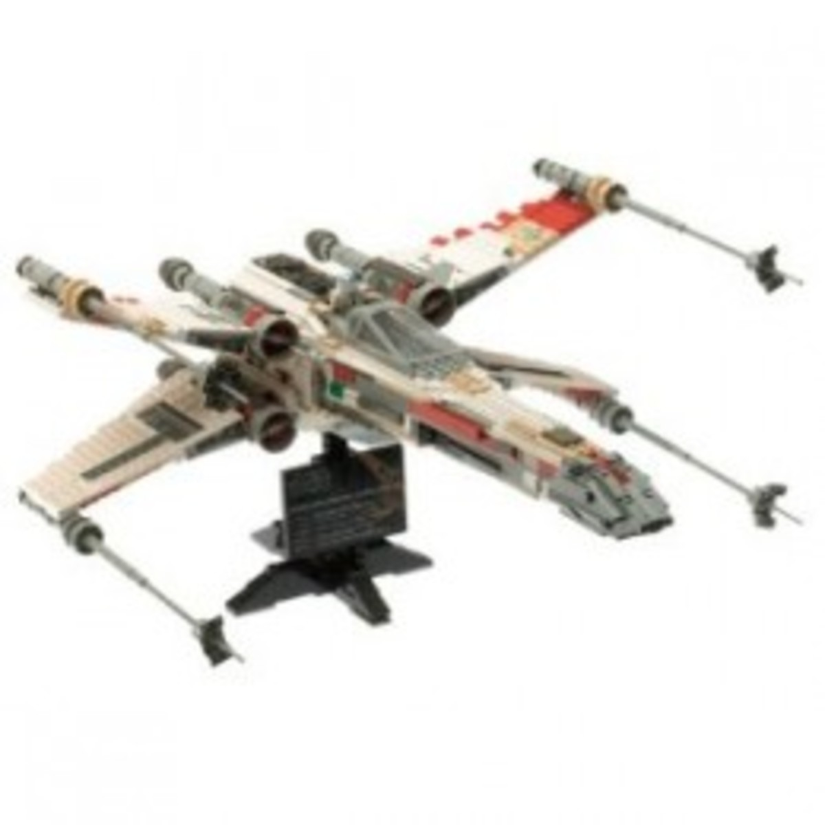 Lego Star Wars X-Wing Fighter 7191 Assembled