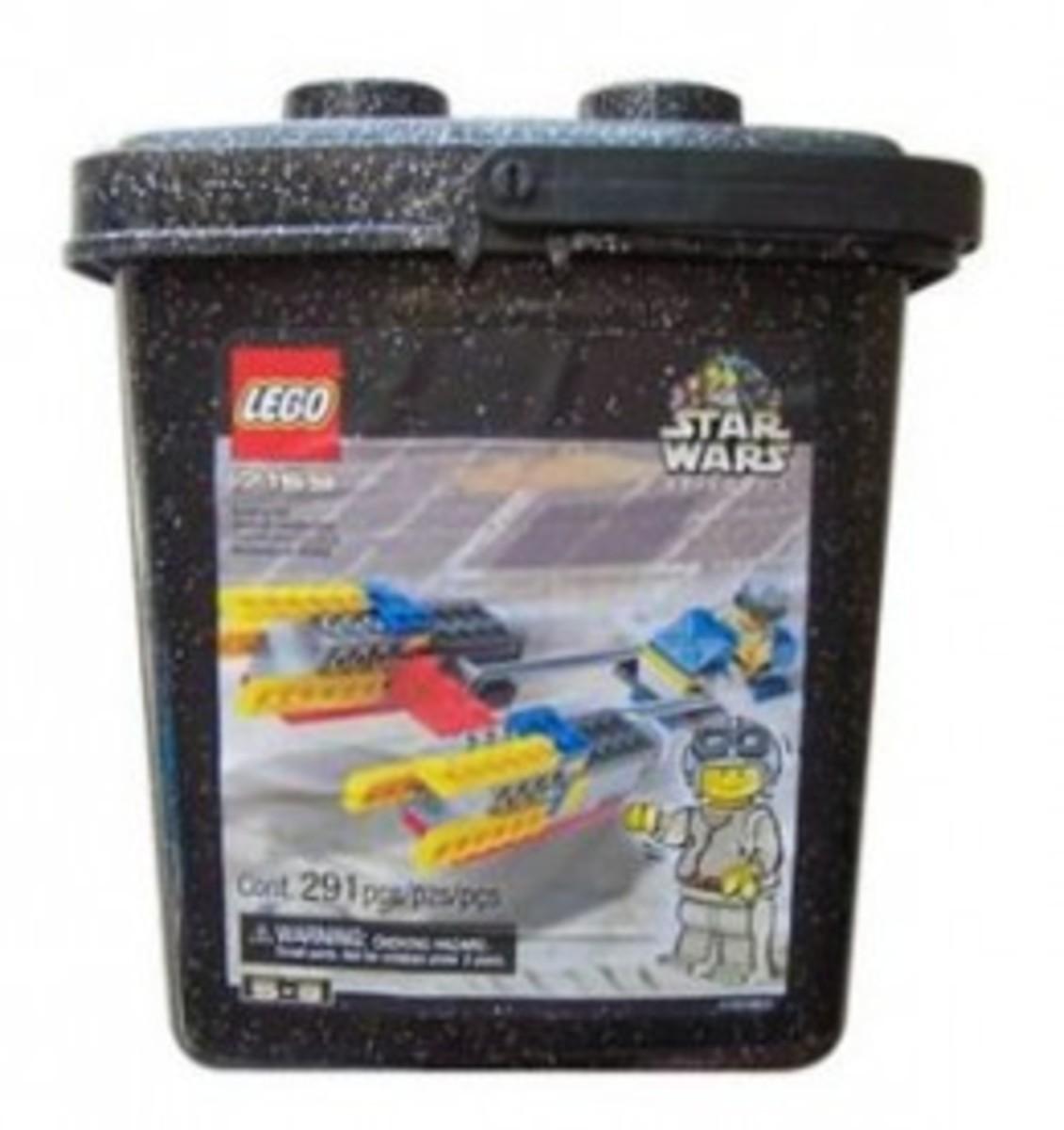 Lego Star Wars Podracer Bucket 7159