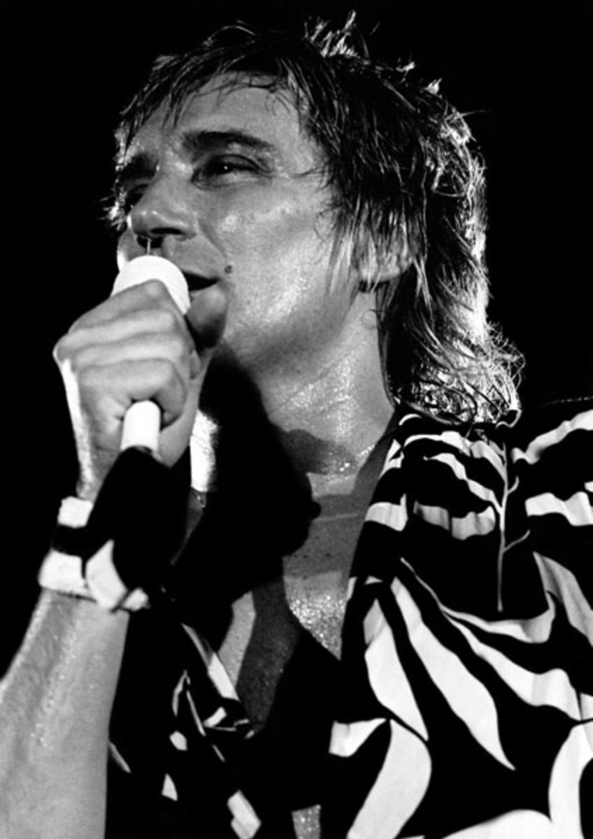 Top Rod Stewart Songs From the 80's