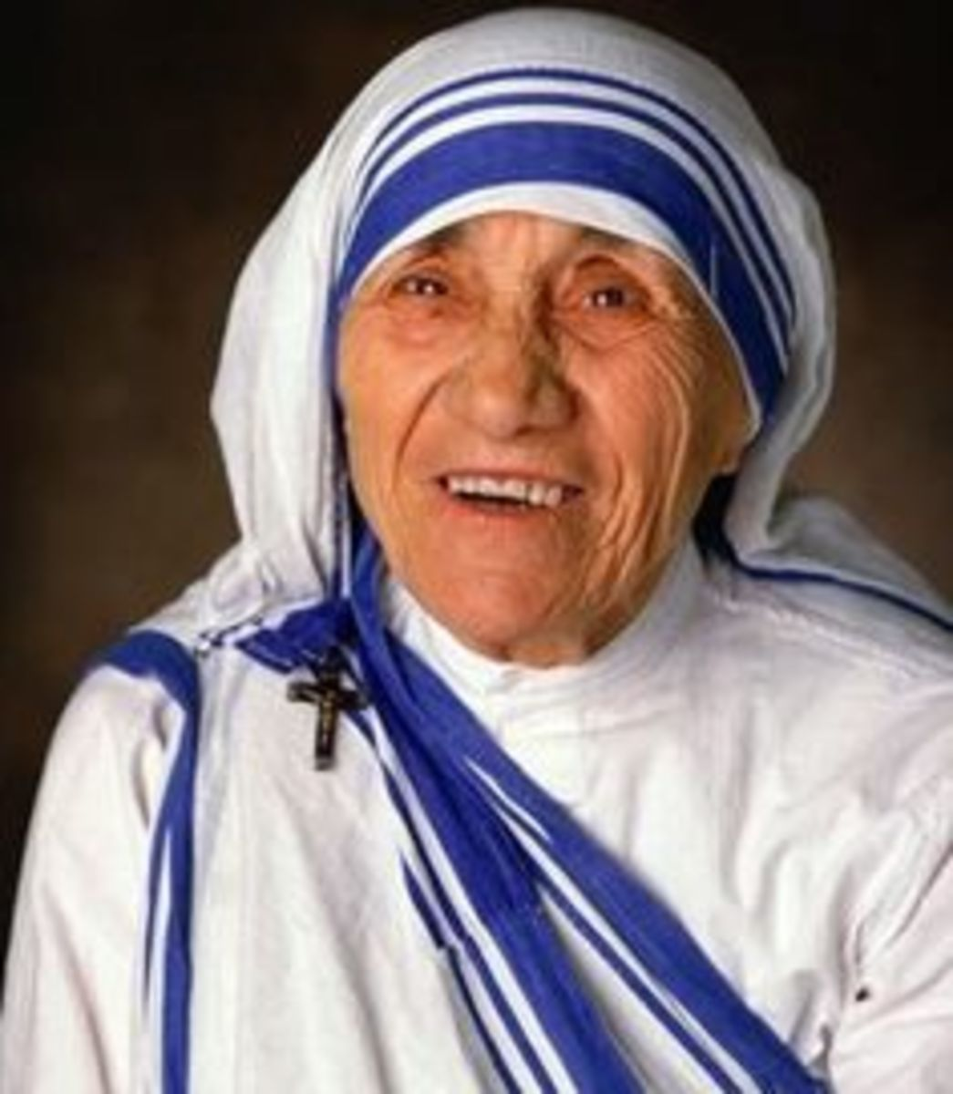 What can we learn from Mother Theresa?