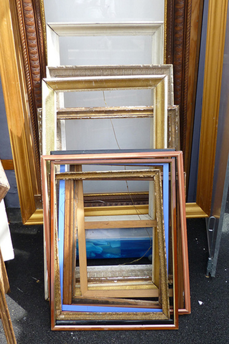 Selecting the Right Frame for Your Art