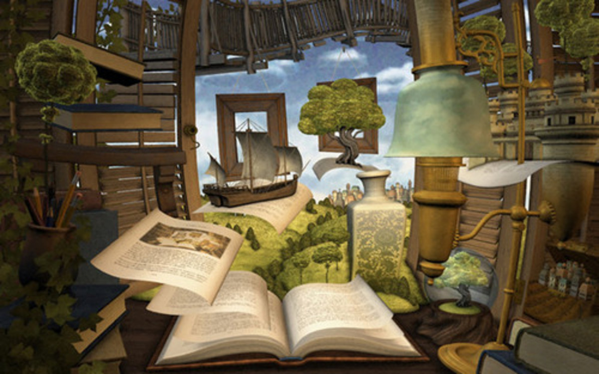 How Books Inspire Imagination | HubPages