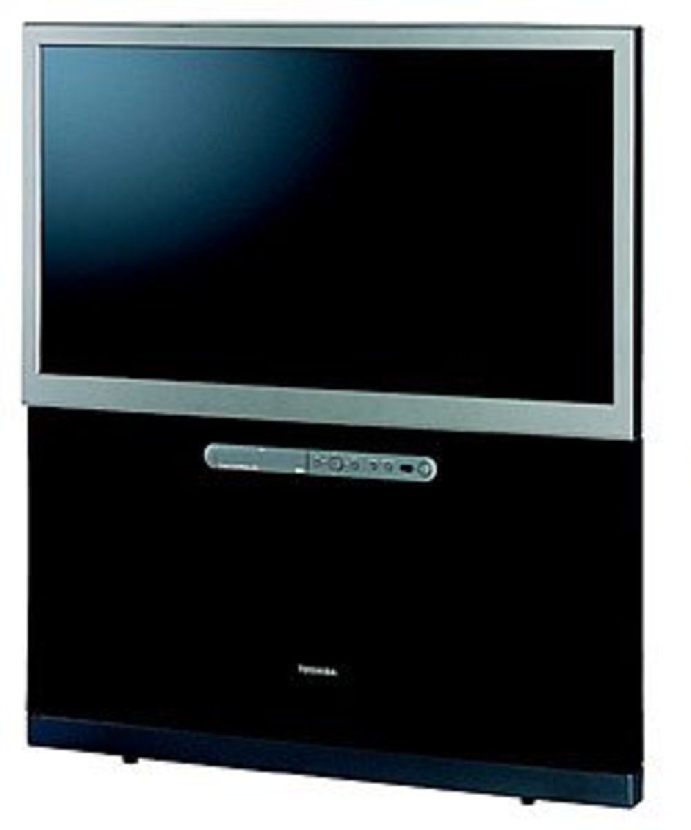 Toshiba 50 inch Projection TV Model 50H82