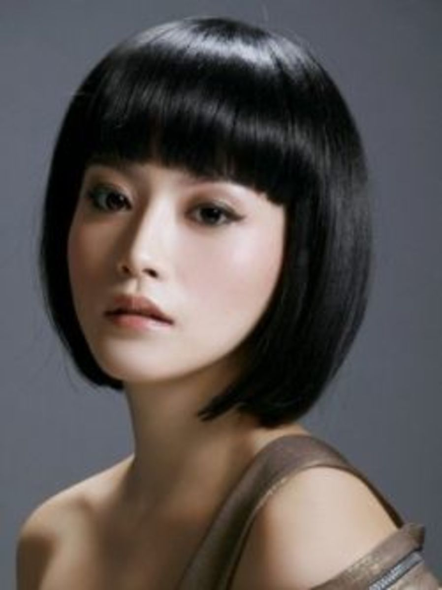 Sleek and Edgy Bob Haircut For Women
