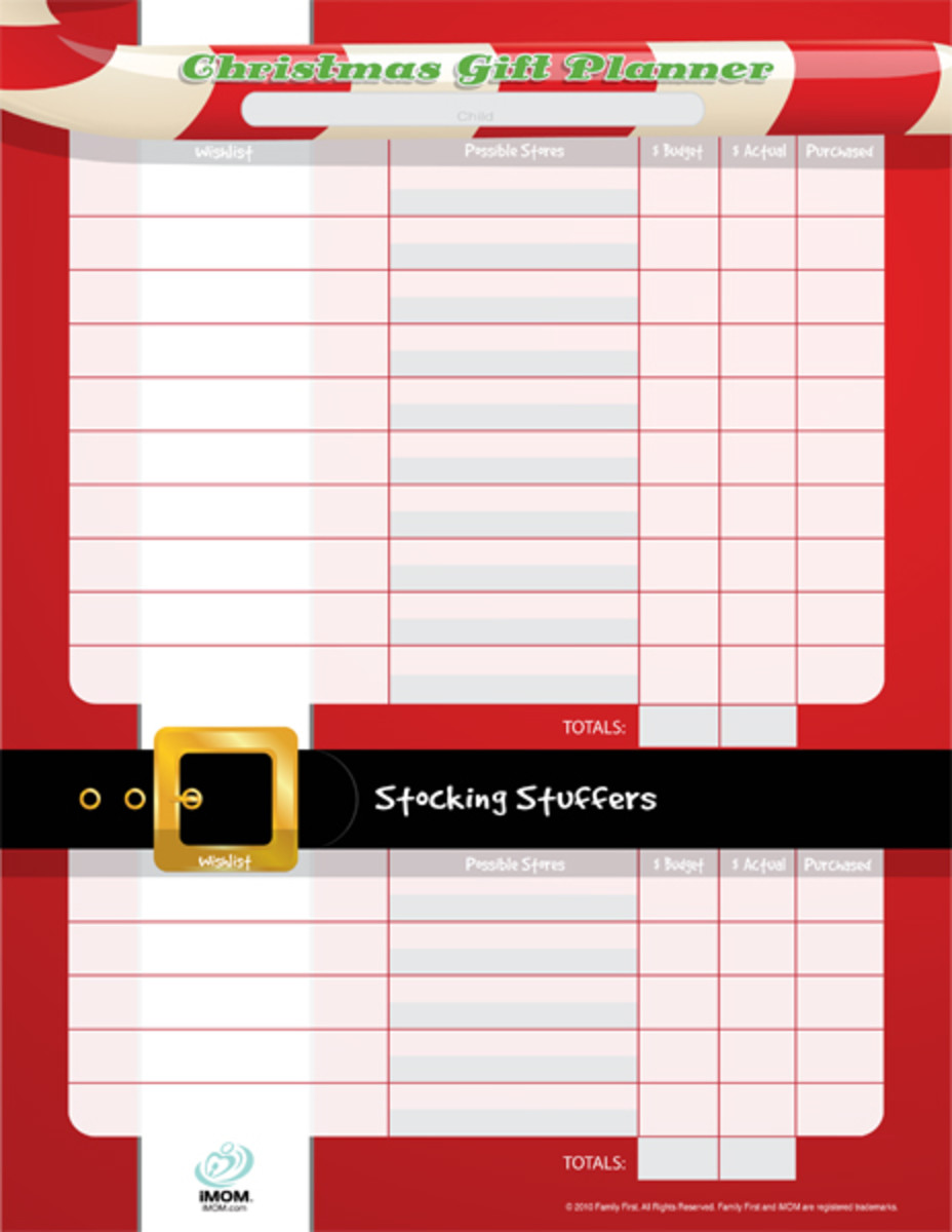 Doc453576 Printable Wish List Template 1000 ideas about – Printable Christmas List Template