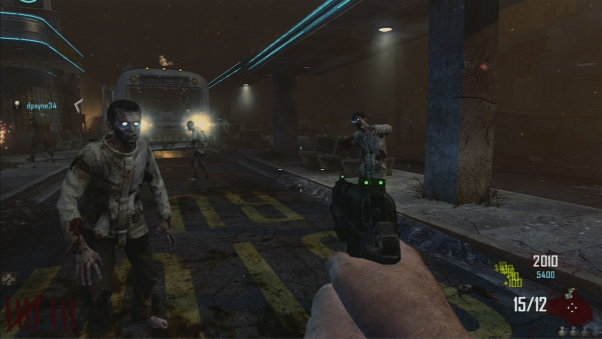Black Ops 2 Zombies: Bus Depot on Survival Mode - Strategy & Tips