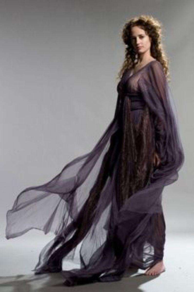 Eva Green as Serafina Pekkala from The Golden Compass