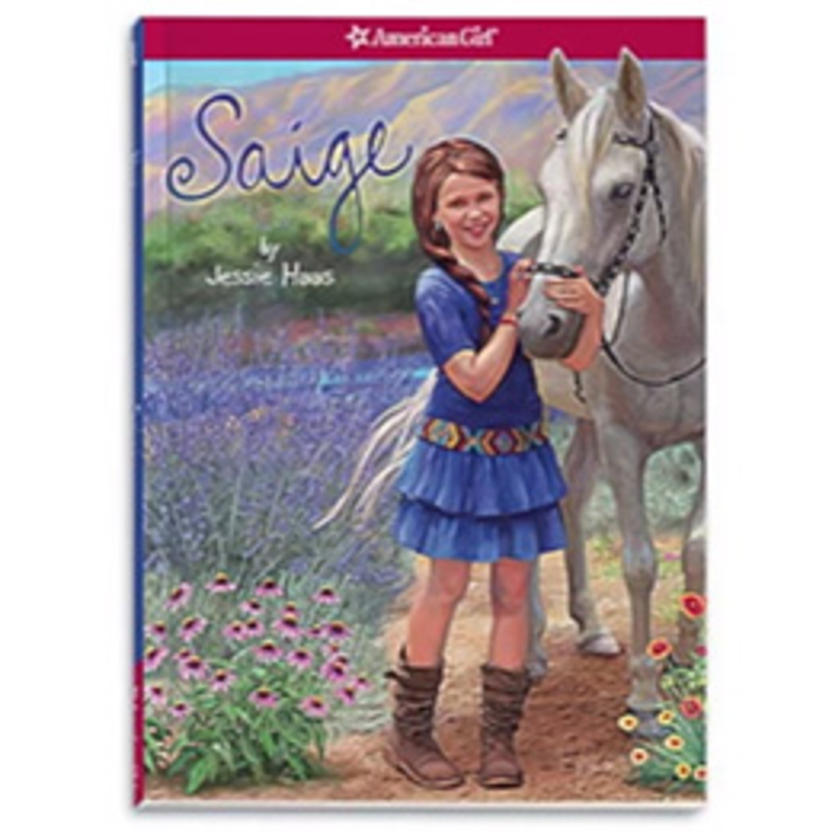 Saige Copeland American Girl of the Year 2013
