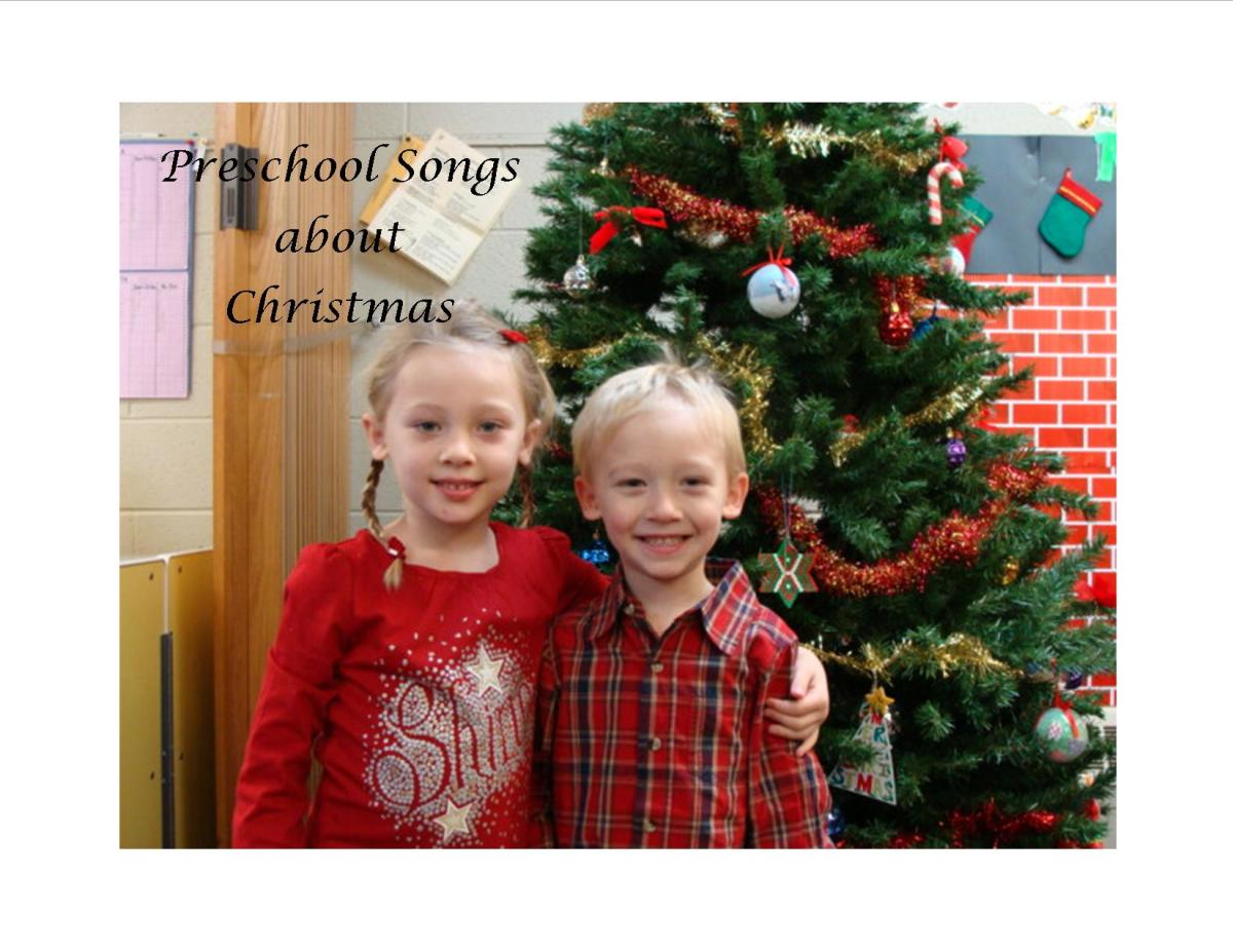 Preschool Songs for Kids- Songs and Rhymes About Christmas