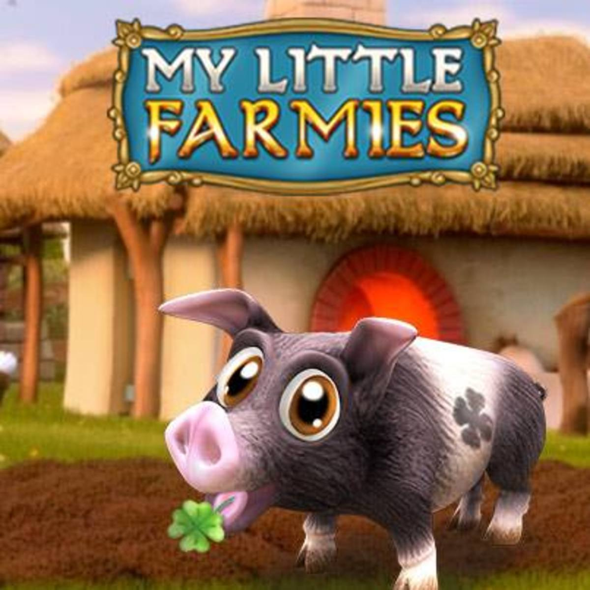 8 games like farmville other farm and social games for My little farmies
