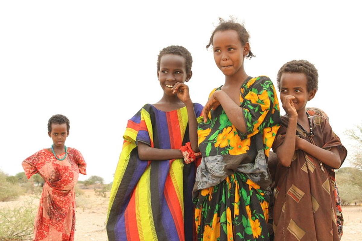 East African Children