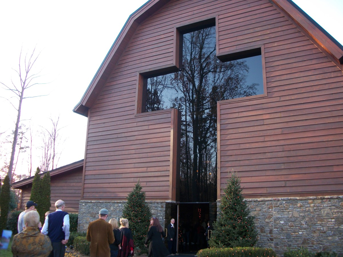 The Billy Graham Library - Charlotte, NC