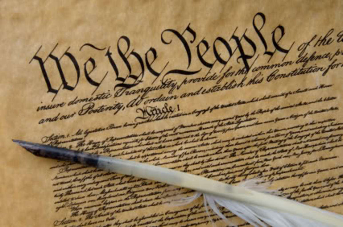 Are We Ruled by Our Constitution or the Elite Group in the Usa?