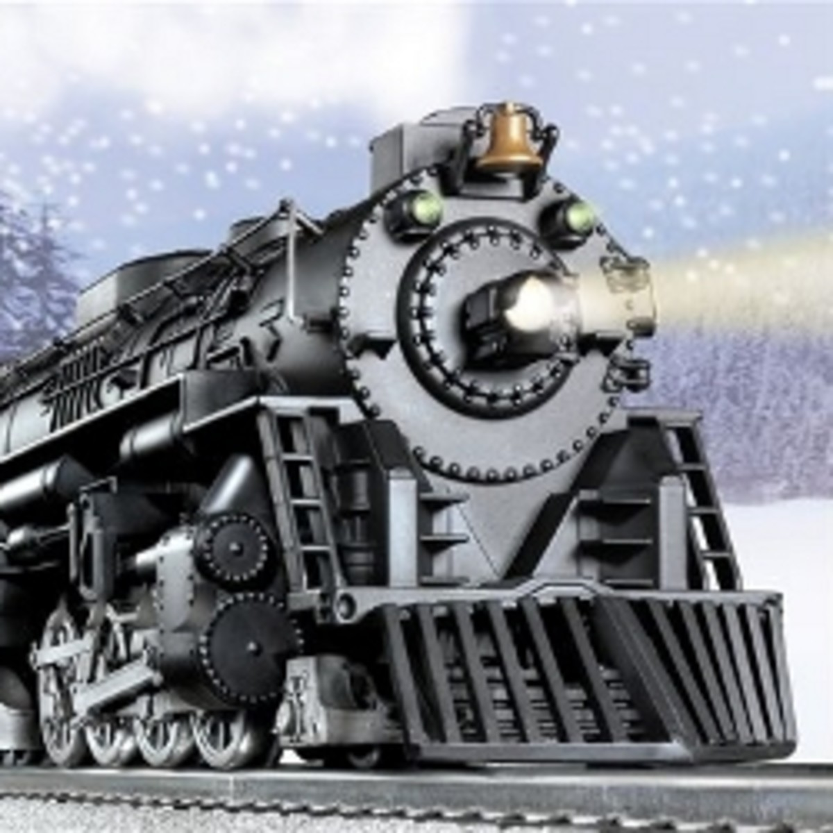 A Lionel Christmas Train for All Year