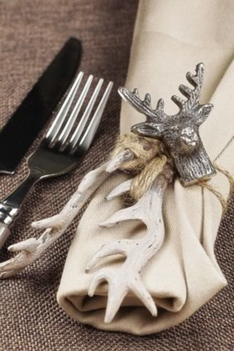 Deer Lodge Flatware